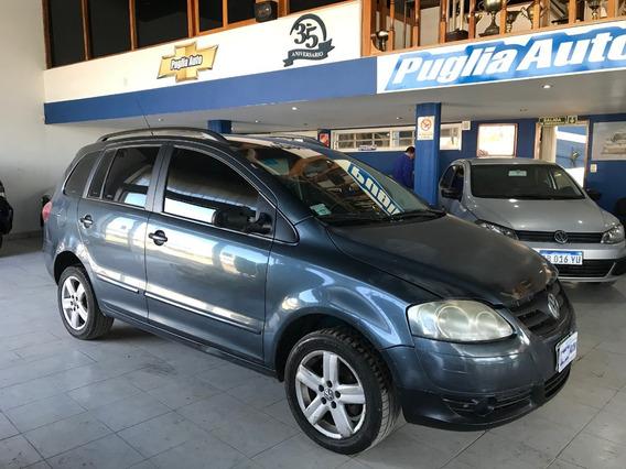 Volkswagen Suran 1.6 Highline 2007 Oportunidad!