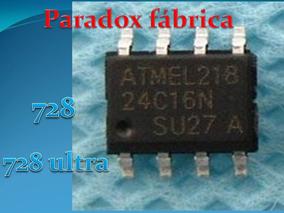 Epron 24c16 Paradox 728 E 728 Ultra Gravada Dados De Fábrica