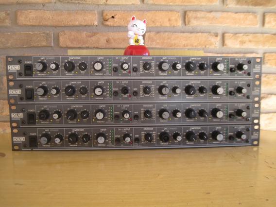 01 (uma) Unidade Do Processadorer Estéreo Rane Dc-24