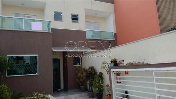 Cobertura Com 2 Dormitórios À Venda, 114 M² Por R$ 370.000,00 - Vila Eldízia - Santo André/sp - Co0856
