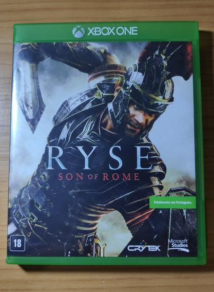 Ryse Son Of Rome - Xbox One Original Em Ótimo Estado !!