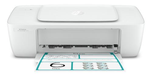 Imagen 1 de 4 de Impresora Hp Deskjet Ink Advantage 1275 Blanco