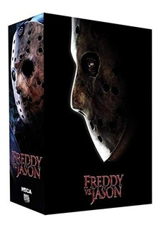 Neca Friday The 13th Freddy Vs Jason Jason Voorhees Ultimate