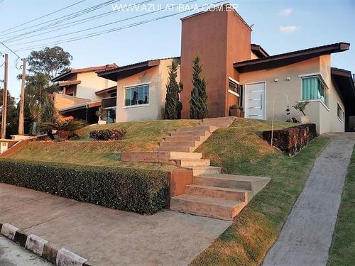 Excelente Oportunidade Em Condomínio Parque Das Garças Acesso Asfaltado - Ca01252 - 69347604