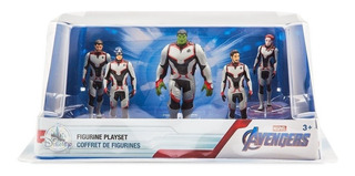 Marvel Avengers Endgame Disney Store Set 5 Figuras Nuevo