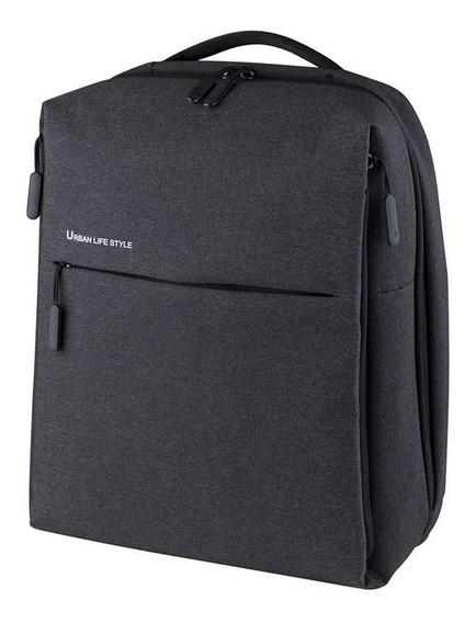 Mochila Notebook Impermeable Xiaomi Mi City Backpack Promo