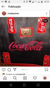 Bolsa Da Coca-cola, Linda!