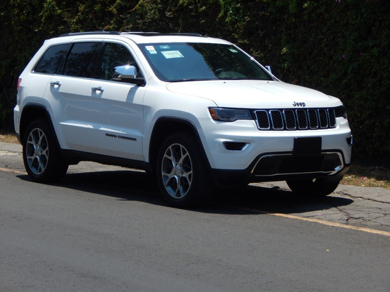 Camioneta Blindada Jeep Grand Cherokee Limited 2019