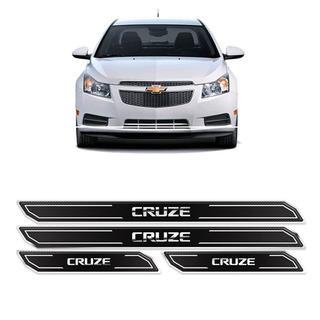 Kit Soleira Da Porta Diamante Cruze Hatch/sedan Resinada