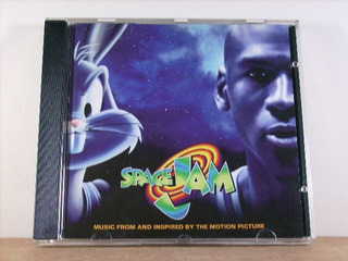 Cd Space Jam - Music From And Inspired By Motion Picture
