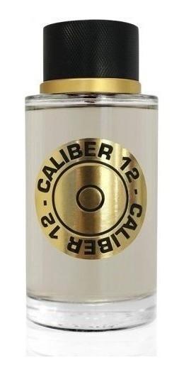 Caliber 12 Jeanne Arthes Edt 100 Ml - Promoção