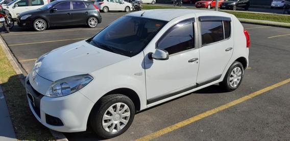Renault Sandero 2012 Expres 1.0 - Ipva/licenciam. 2019 Pago