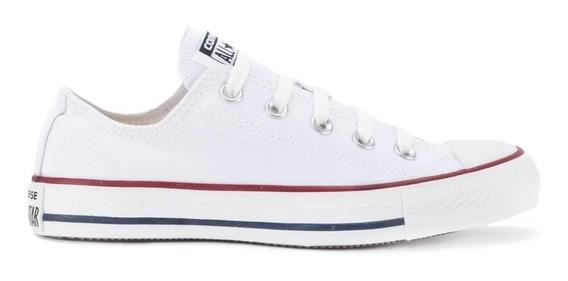 Tênis Converse All Star Ct Cano Baixo Branco Off White
