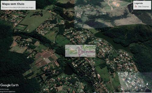 Imagem 1 de 12 de Sítio Rural À Venda, Caixa D´água, Vinhedo. - Si0009