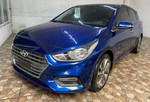 Imagen 1 de 15 de Hyundai Accent Gl Mid 2018 Aut