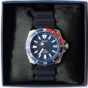 Relógio Seiko Prospex Samurai Srpb53 Srpb53k1 Diver 200m