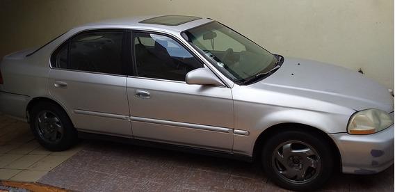 Honda Civic 1998 Automatico Con Quemacocos Elèctrico