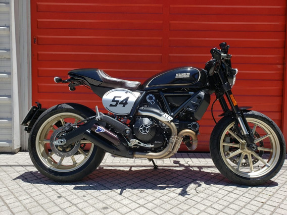 Ducati Scrambler Cafe Racer 2017 4.900km Ducati Rosario