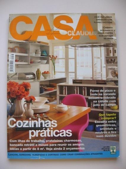 Revista Casa Claudia - Nº 487 - Cozinhas Práticas