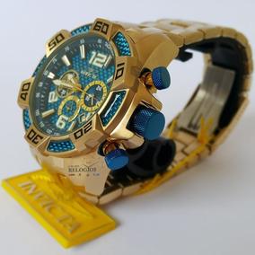 Relógio Invicta Pro Diver 25852 Dourado Original Modelo 2018