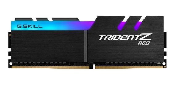 Memória RAM 16GB 2x8GB G.Skill F4-3200C16D-16GTZR