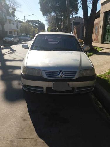 Imagen 1 de 7 de Volkswagen Gol 1.6 Mi Dublin Dh Aa Pack 1999 5 Puertas