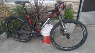 Mountain Bike Orbea Carbono