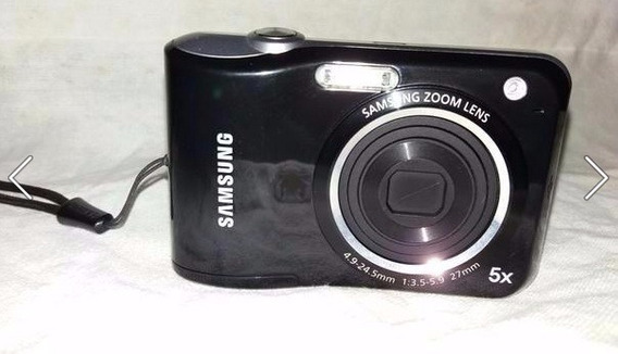 Câmera Digital Samsung - 12.2 Megapixels 27mm 5x