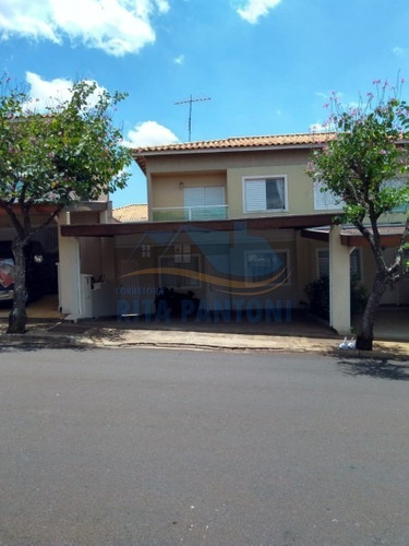 Casa Condominio, City Ribeirão, Ribeirão Preto - C4683-v