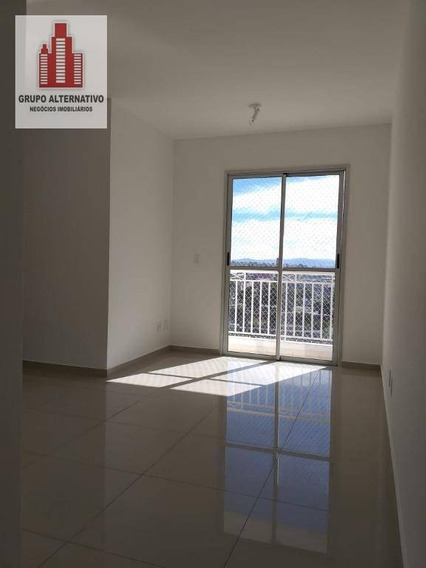 Apartamento Com 3 Dormitórios Para Alugar, 63 M² Por R$ 1.630/mês - Tatuapé - São Paulo/sp - Ap1079