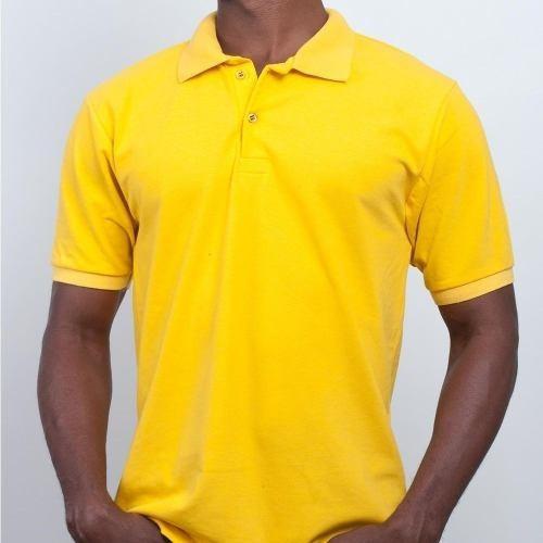 Camisa Masculina Gola Pólo Do P Ao Xg