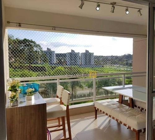 Apartamento Com 3 Dormitórios À Venda, 121 M² Por R$ 1.150.000,00 - Jardim São Paulo - Americana/sp - Ap0455