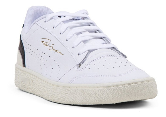 Tenis Puma Ralph Sampson Blanco Originales