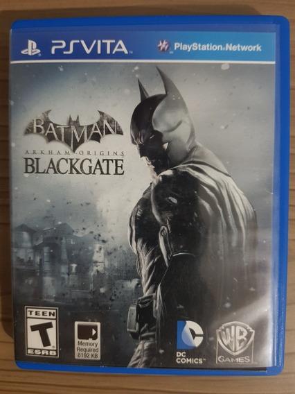 Jogo Batman Arkham Origins Blackgate Ps Vita