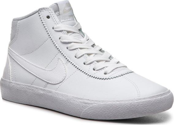 Zapatillas Bruin Hi 100 Blanco