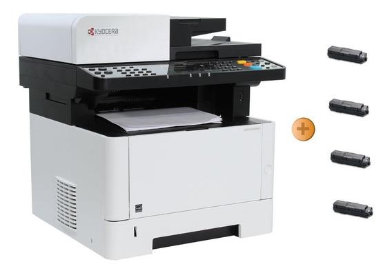 Kyocera M2040 Impressora Multifuncional M2040dn + 04 Toner