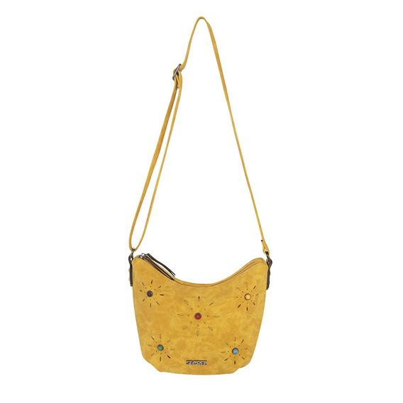 Cartera Bombay Ss19 Cross Bag Yellow S Secret