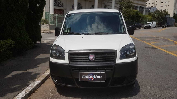 Fiat Doblo Cargo 1.4 Flex 4p 2016 Branco