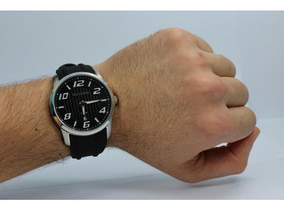 Relógio Technos Masculino 2315zy/8p Original Novo Vitrine