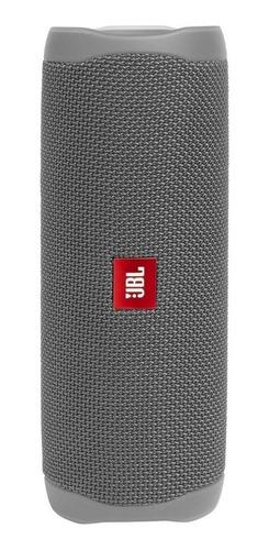 Imagen 1 de 4 de Parlante JBL Flip 5 portátil con bluetooth grey