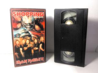 Vhs - Iron Maiden - Revista Shopping Music