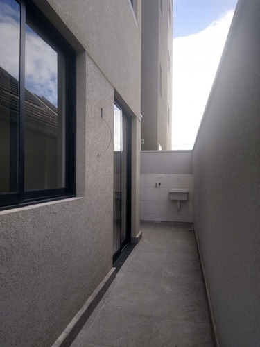 Apartamento A Venda No Bairro Novo Mundo Em Curitiba - Pr.  - 263-1