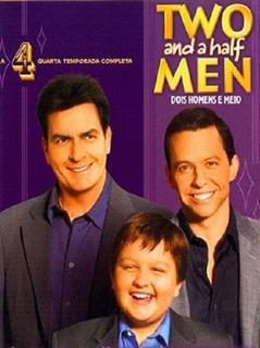 Two And A Half Men 4 Temporada