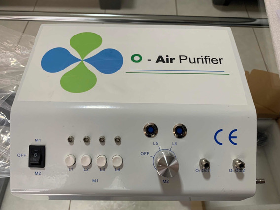 Ozonoterapia Generador De Ozono Portátil Modelo: Aot-md-520