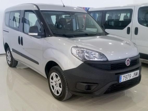 Doblo 7 Asientos 0km De Fiat Sale Con $99.000 O Tu Usado - L