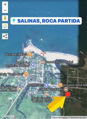 Lote A Orilla De Río Y A 200 Mts De Playa