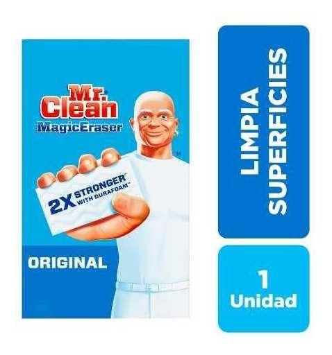 Mr. Clean Magic Eraser - Esponja Limpiadora (1 Unidad)