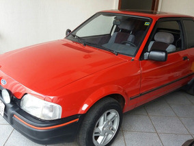 Ford Escort 1.6 Fómula Xr3