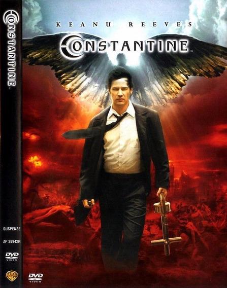 Filme Constantine 2005 + À Procura Da Felicidade