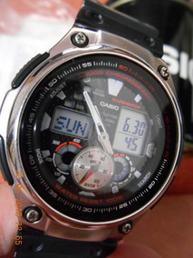 Relógio Casio Analógico/digital Aq-190w-1avdf